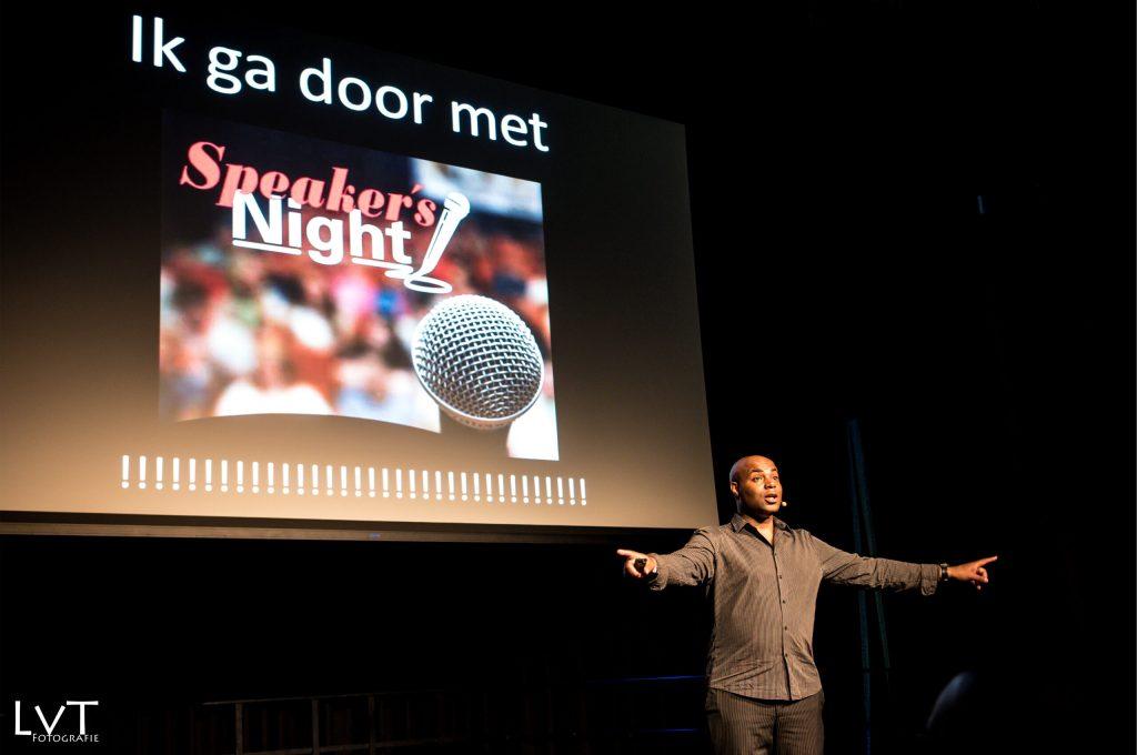 SPEAKERS NIGHT - header